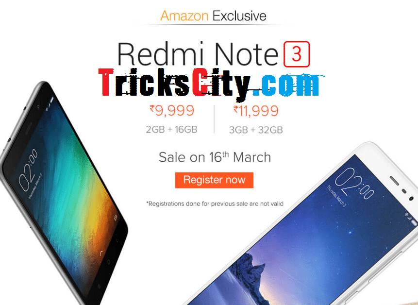 register-for-redmi-note-3-flash-sale