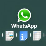 How To Share Zip Doc PDF Apk Exe Files On Whatsapp