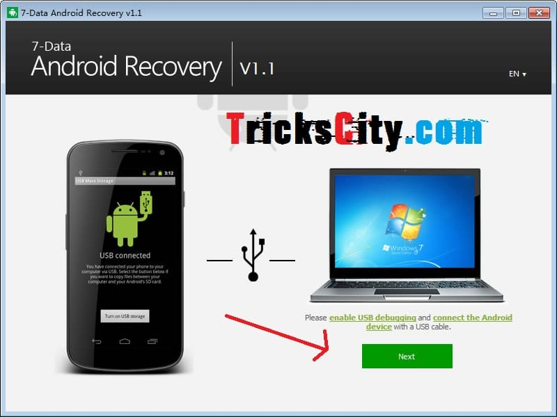 7data-android-recovery-connect