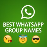 500+ Best WhatsApp Group Names List For You