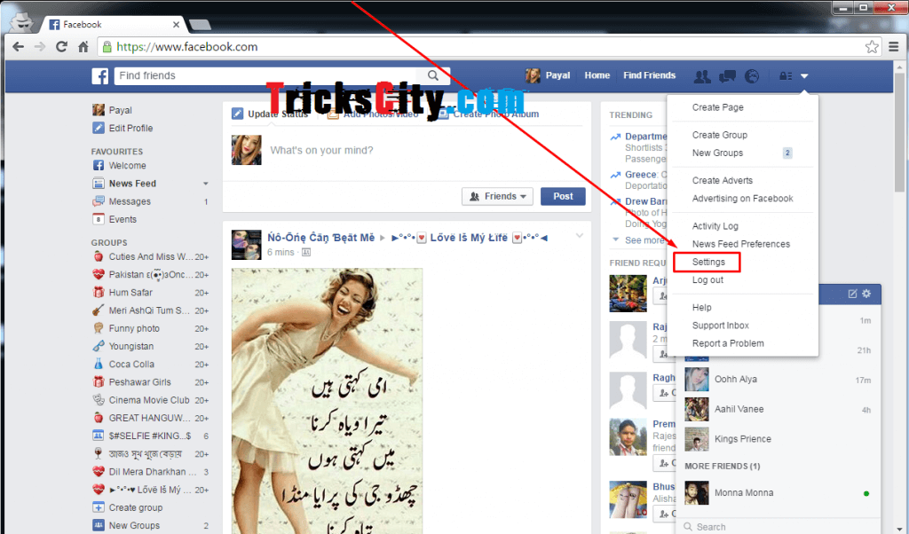 how-to-make-single-name-id-on-facebook-new-latest-working-method