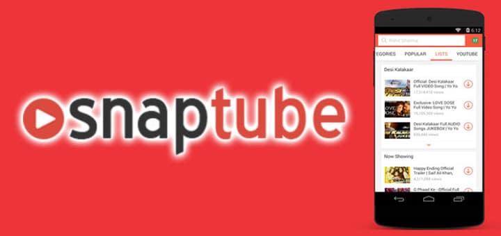 snaptube-youtube-video-downloader-apk