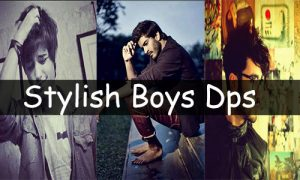 Stylish Boys Profile Pictures DPs For Facebook & Whatsapp