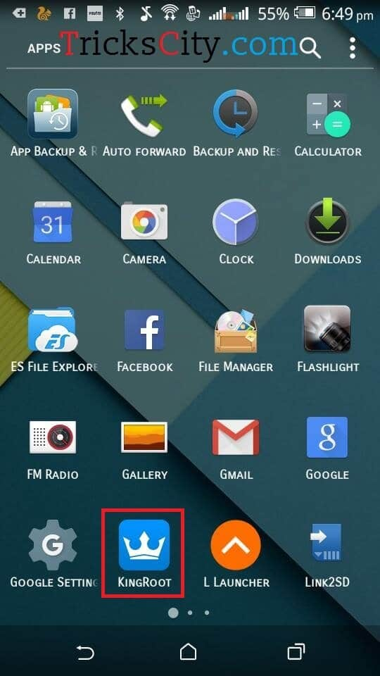 How To Root Android Phone Using KingRoot (Without PC)