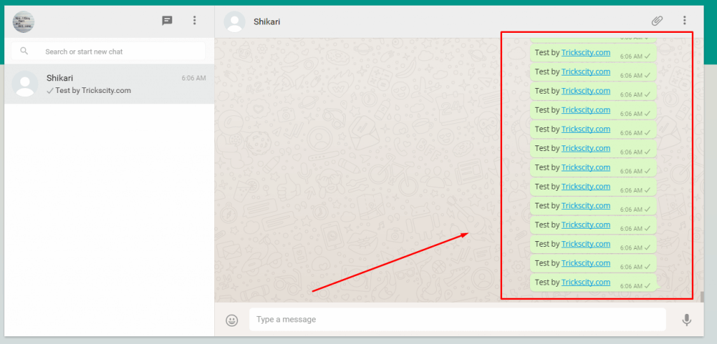Send Unlimited Messages On Whatsapp Using Spam Bot