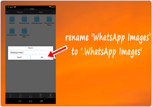 rename-whatsapp-images-folder