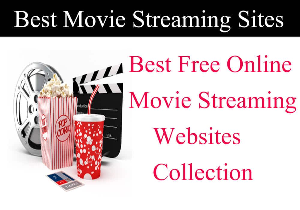 best online free movie streaming sites
