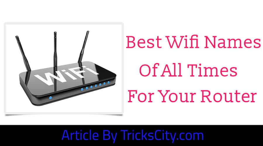 best-wifi-names-for-your-router