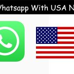 How To Create Whatsapp Account With USA Number (+1)