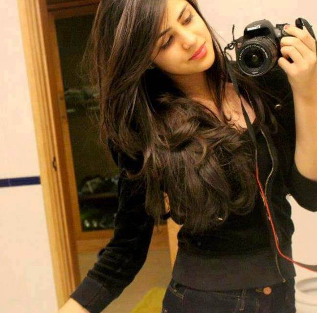 Stylish photo for facebook profile for girls