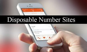 Top 10 Disposable Phone Number Providing Sites