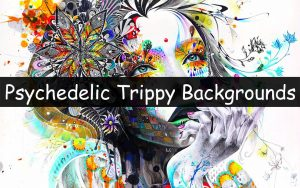 100+ Best Psychedelic Trippy Backgrounds HD To Use As Wallpaper