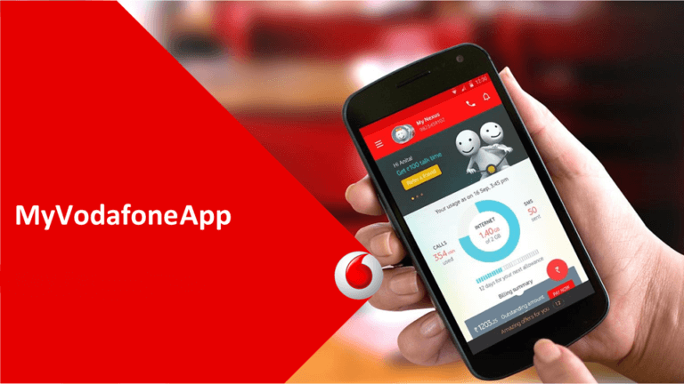 my-vodafone-app