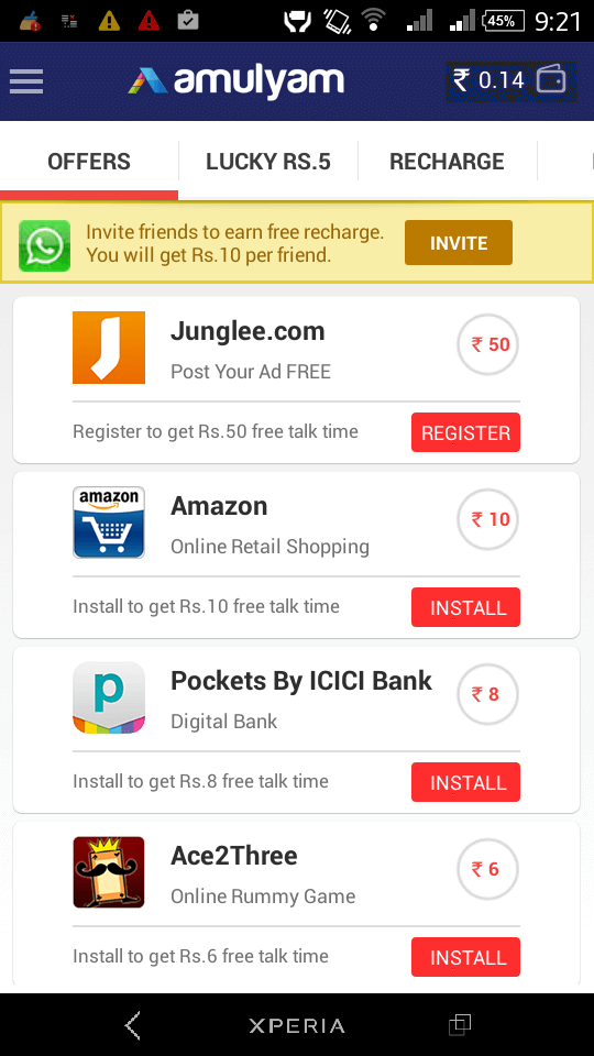 Top 20 Best Free Recharge Apps For Android - 2019 (Highest