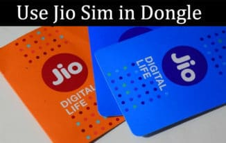how-to-use-jio-sim-in-dongle