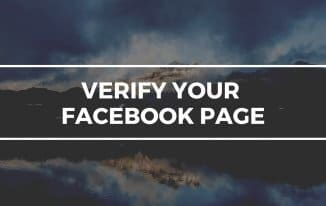 verify-facebook-page-profile