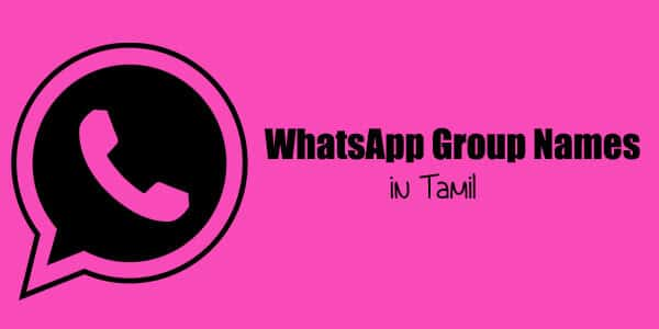 1000 Whatsapp Group Names For Friends Family Funny