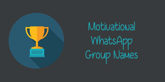 motivational-whatsapp-group-names