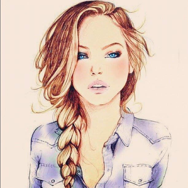 cute-girl-cartoon-drawing