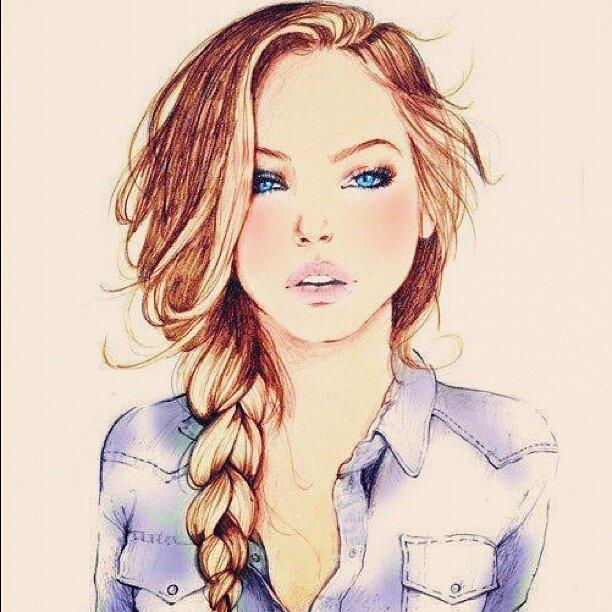 cute-girl-cartoon-drawing