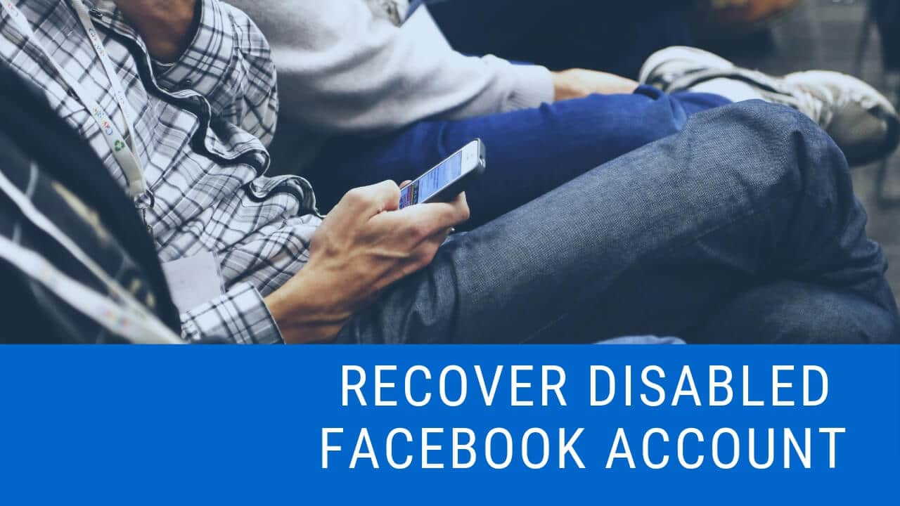 How To Recover Disabled Facebook Account (*Appeal-ID Request Form*)