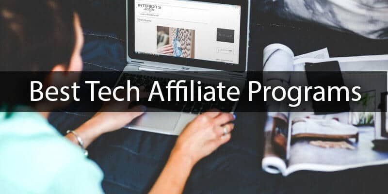 best-tech-affiliate-programs