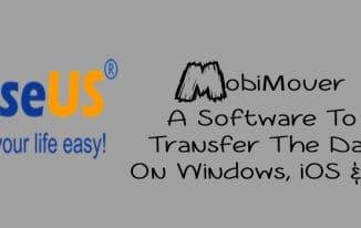 EaseUS MobiMover: Data Transfer Software For Windows, iOS & Mac