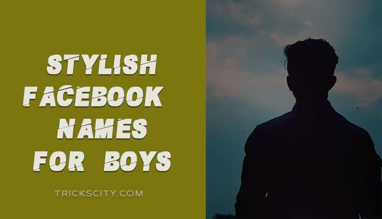 stylish-facebook-names-boys